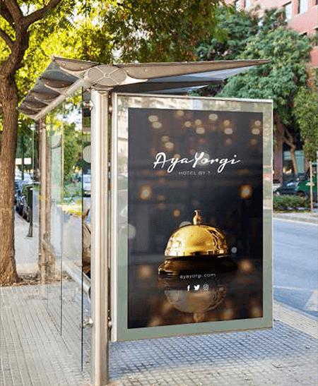 outdoor reklamları